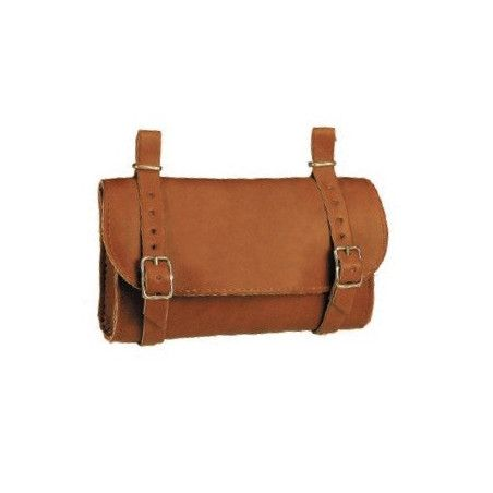 Handbag saddle Leatherlike honey
