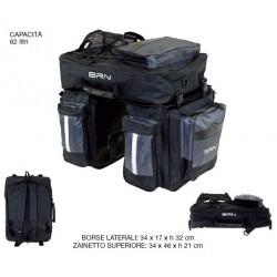 Bags Cycling BRN Cordura 62 liter