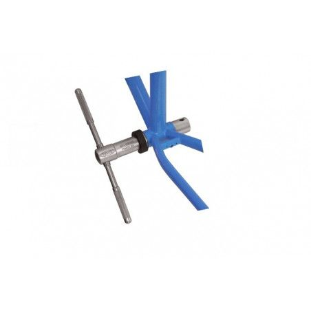 Key complete assembly / disassembly right cover (English - Italian)