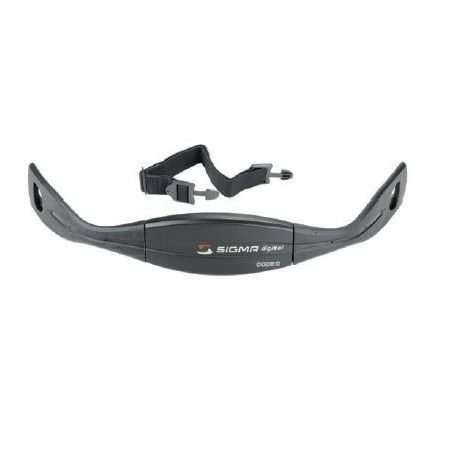 Chest belt with Sigma-end model for cardio ONYX