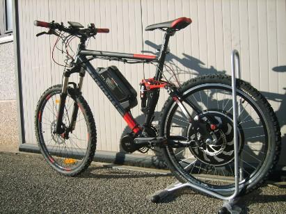 Bici elettrica come crearla con il kit i love bike for Sifone elettrico per acquario fai da te