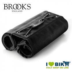 Borse posteriori bici Brooks Bricklane Panniers nere vendita online