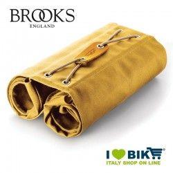 Bike bags Rear Brooks Brick Lane Panniers Curry online shop