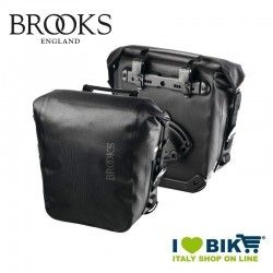 Borsa Brooks John O'Groats anteriore nera vendita online