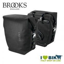 Borsa Brooks Land's End posteriore nera vendita online