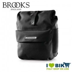 Brooks Norfolk Black Front Bag