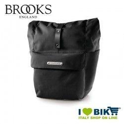 Borsa Brooks Suffolk posteriore nera vendita online