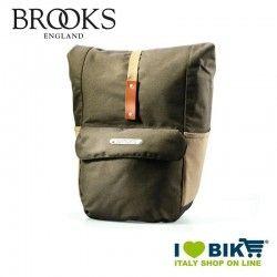 Brooks Suffolk rear Bag Green