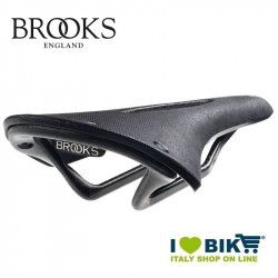 Saddle retrò Brooks Cambium C13 Carbon carved 145 Black shop online