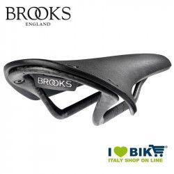 Saddle retrò Brooks Cambium C13 carbon 132 Black shop online