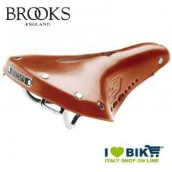 Sella bici vintage Brooks B17s Imperial Miele lady online shop