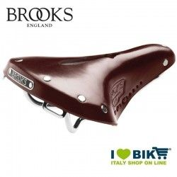 Sella bici vintage Brooks B17s Imperial Marrone lady online shop