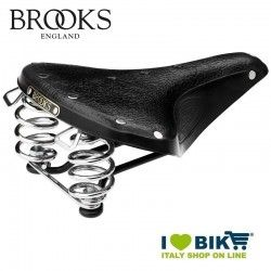 Sella retrò Brooks b67 S da donna Nera online shop