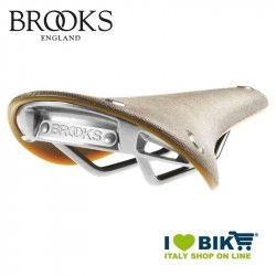 Saddle retrò Brooks Cambium C15 Natural shop online