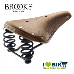 Vintage bicycle saddle Brooks Flyer S Lady Aged online shop