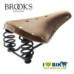 Sella bici vintage Brooks Flyer S Lady Aged online shop