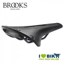 Sella Brooks Cambium All Weather C17 carved nera