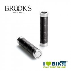 Brooks Leather grips black for change