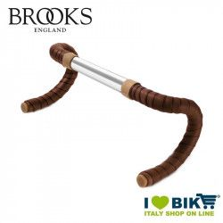 Nastro Manubrio old style Brooks Cambium marrone shop online