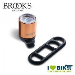 Fanale a led Brooks Femto anteriore per bici online shop