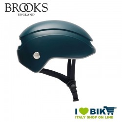 Brooks Island Blue Helmet city bike