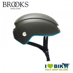 Casco ciclo city Brooks Island Grigio
