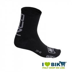 Sock Cycling BRN in Wool Merinos