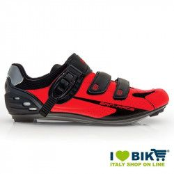 Shoes BRN Race Corsa red / black bike store