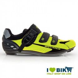 Shoes BRN Race Corsa yellow fluo/ black bike store