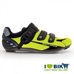 Shoes BRN Race Corsa  yellow fluo/ black