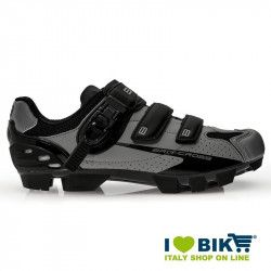BRN Cross MTB shoes gray - black bike store