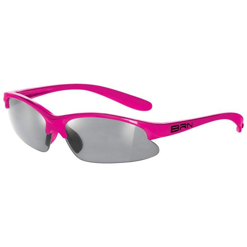 Occhiale BRN kid Speed Racer Fluo fuxia