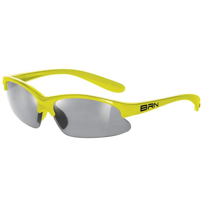 Occhiale BRN kid Speed Racer Fluo giallo