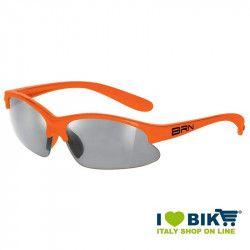 BRN kid Speed Racer Fluo orange Glasses