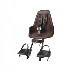 Bike child seat Bobike MINI ONE front chocolate online shop