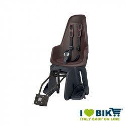 Bike child seat Bobike MAXI ONE rear chocolate brown bike shop