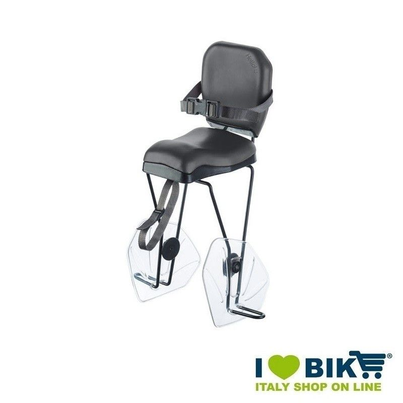 Grey - black BRN HELLO child seat