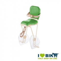 Green - Cream BRN HELLO child seat
