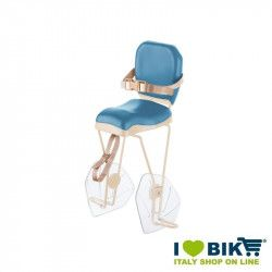 Light blue - Cream BRN HELLO child seat