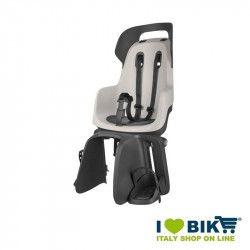Rear child seat Bobike GO white bike shop