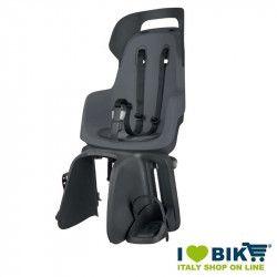 Rear child seat Bobike GO gray bike shop
