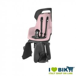 Rear child seat Bobike GO pink bike shop