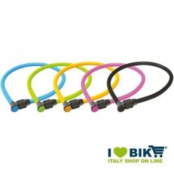 Lucchetto Onguard neon Cavo color mix