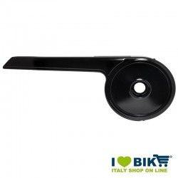 Carter Sport Uomo in acciaio nero per bicicletta
