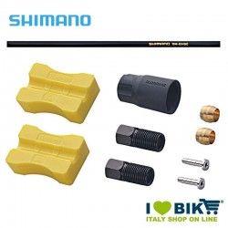 Tubo olio per freni a disco 1700 mm nero SM-BH90-SS bike shop