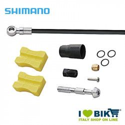 Tubo olio per freni a disco 1700 mm nero SM-BH90-SB bike shop