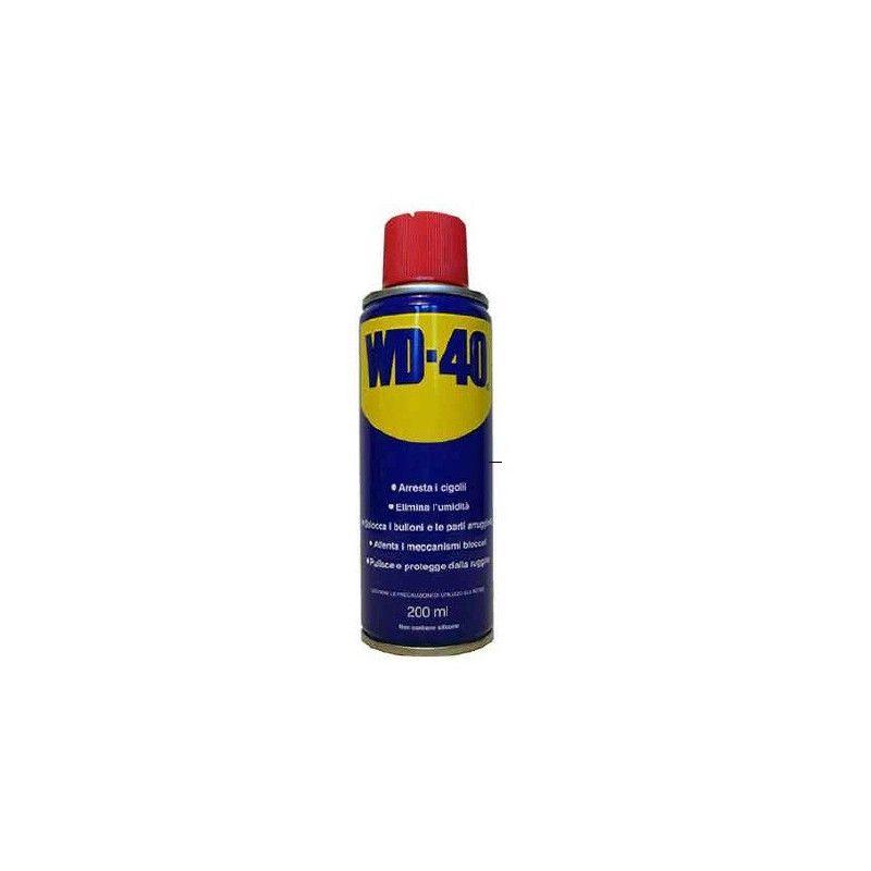 WD-40 Multi-Purpose Lubricant 200 ml  - 1