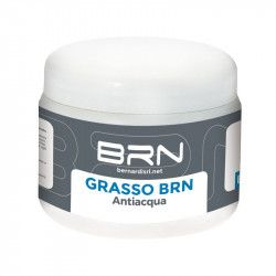 BRN waterproof grease in a jar of 500 gr