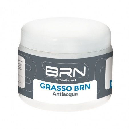 BRN waterproof grease in a jar of 500 gr