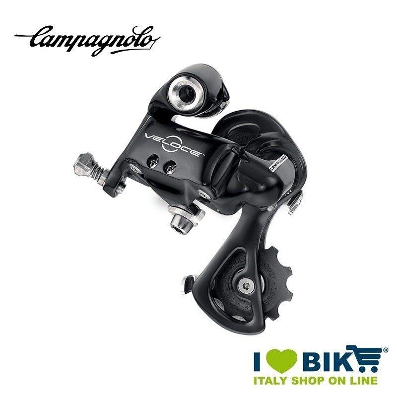 Cambio bici corsa Campagnolo VELOCE black 10 v Gabbia media